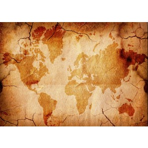 Quadro Canvas Cartina geografica   Homemania