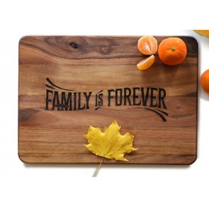 Tagliere Family is Forever  ENGRAVED HOUSE