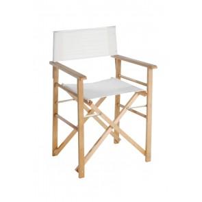 Sedia regista in legno di faggio Montecarlo  ITALIADOC