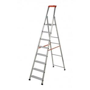 Scala STABILA 8 gradini in alluminio  GIERRE