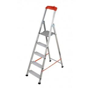 Scala STABILA 5 gradini in alluminio  GIERRE