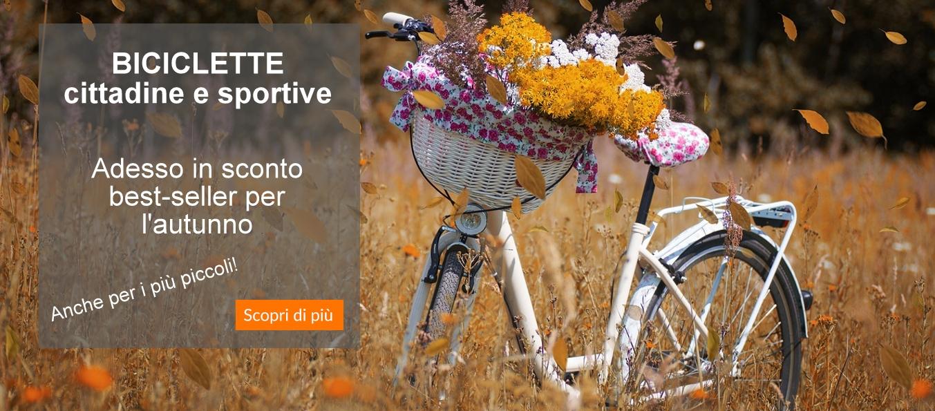 Biciclette promo