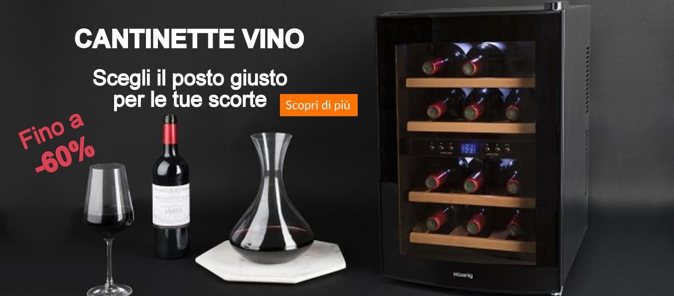 Cantinette vino
