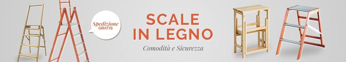 Italiadoc | Scale legno