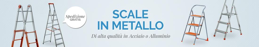 Italiadoc | Scale metallo