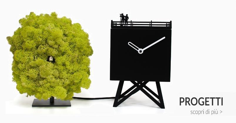 progetti,orologi,complementi