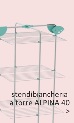 Stendibiancheria Alpina 40 Colombo New Scal