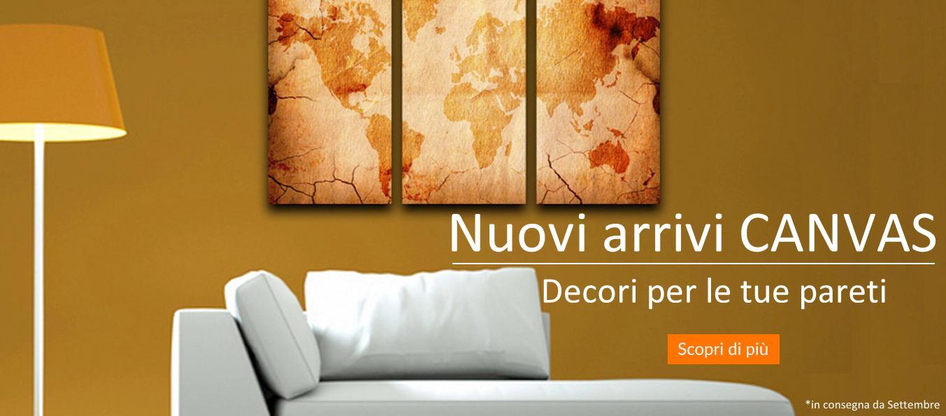 canvas, quadri parete, arredo pareti, canvas moderni promozione