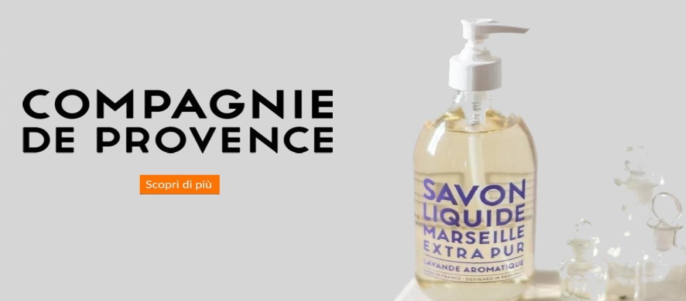 Saponi Compagnie de Provence