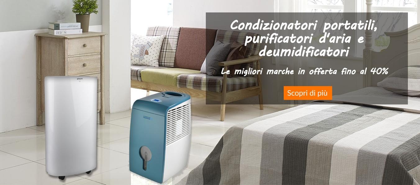 Italiadoc_deumidificatori, purificatori d'aria e condizionatori portatili